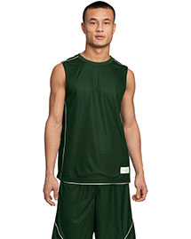 Sport-Tek T555 Men Posicharge Mesh Reversible Sleeveless Tee at bigntallapparel