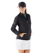 Callaway CGW585 Women Ladies' Full Zip Wind Jacket