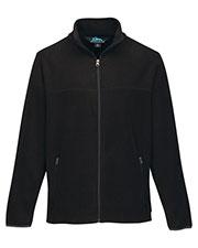 Tri-Mountain F7608 Men Polar Fleece Jacket With Slash Zippered Pockets