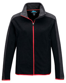 Tri-Mountain FL7381 Women 100% Polyester Anti-Pilling Micro Fleece (Double Brushed) at bigntallapparel