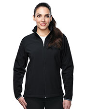 Tri-Mountain JL6380 Women Jacket With Top Yoke And Slash Pocket