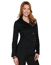 Tri-Mountain LB677 Women 10.4 Oz 60% Cotton/40% Polyester Fleece Peacoat at bigntallapparel
